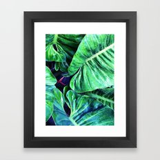 Another Botanical #society6 #decor #buyart Framed Art Print