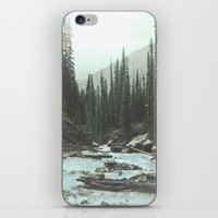 Yoho National Park iPhone & iPod Skin