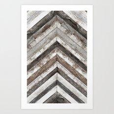 Angle Art Print