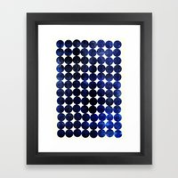 unity 1 Framed Art Print