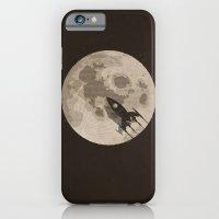 Around The Moon iPhone 6 Slim Case
