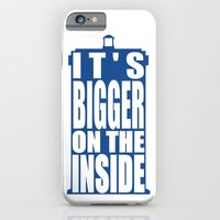 Bigger on the Inside iPhone 6 Slim Case
