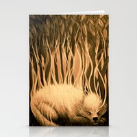 Dream Fumes Stationery Cards