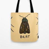 Bugs. Tote Bag