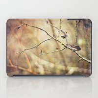 Wooded iPad Case