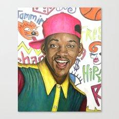 Fresh Prince Of Bel Air … Canvas Print