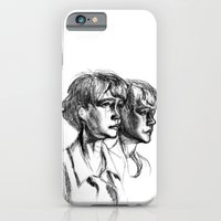 iPhone & iPod Case featuring Carey by Emily Blythe Jones