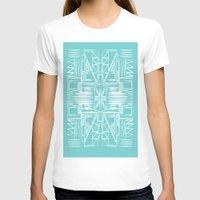 aztec T-shirts featuring aztec by 12laurec