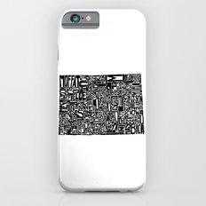 Typographic Colorado iPhone 6s Slim Case