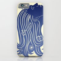 Let your hair down... iPhone 6 Slim Case