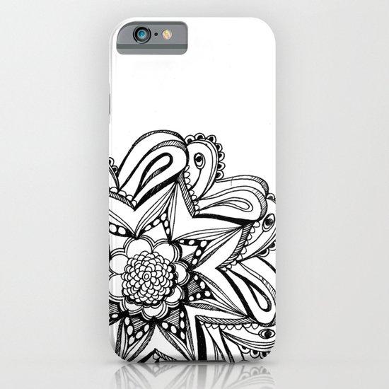 Zendala ornate iPhone & iPod Case