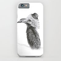 iPhone & iPod Case featuring Fancy Hornbill by Heather Bechler