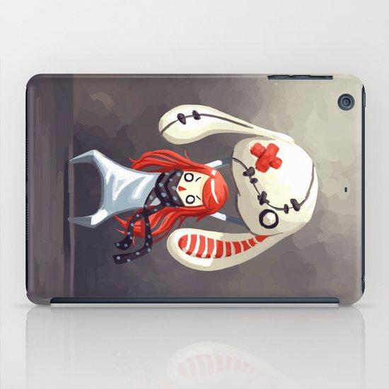 Bunny Plush iPad Case