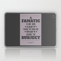 Fanatic Laptop & iPad Skin
