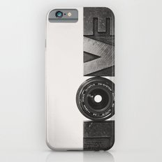 love is ... Slim Case iPhone 6s