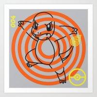 C-004 Art Print