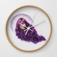 Violeta Wall Clock