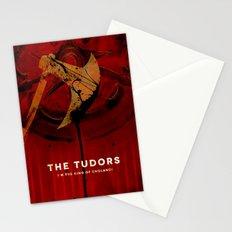 THE TUDORS Stationery Cards