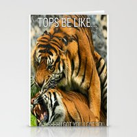 Tongue In Cheek Stationery Cards