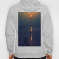 Relax At Sunset Hoody