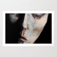 Blind Art Print