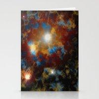 Nebula III Stationery Cards