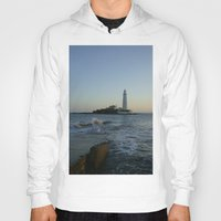 St Marys Lighthouse Hoody