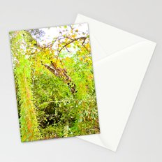 Colorful Confusion Stationery Cards
