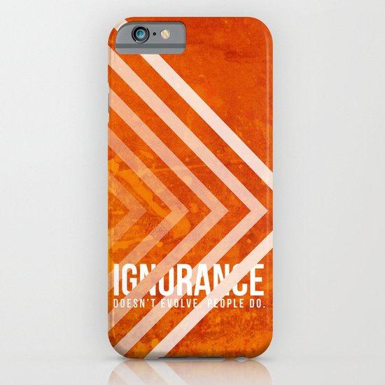 evolve iPhone & iPod Case