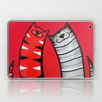 BFF  KiekeboeKAT Laptop & iPad Skin