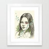 Allergy Framed Art Print