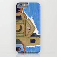 iPhone & iPod Case featuring Iglesia San Agustin La Serena by Greg Mason Burns