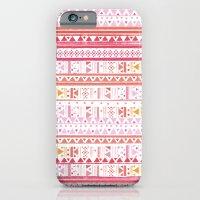 iPhone & iPod Case featuring HIPPIE BANDANA by Nika