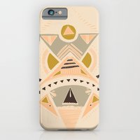 Pyramids 3 iPhone 6 Slim Case