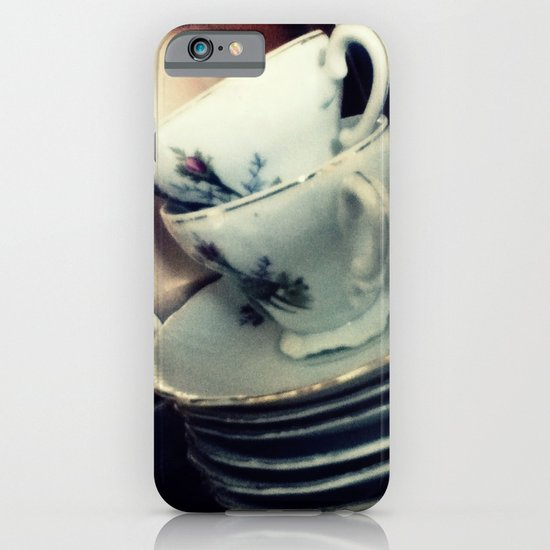 Tea for Two iPhone & iPod Case