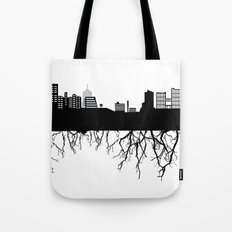 Skyline Roots Tote Bag