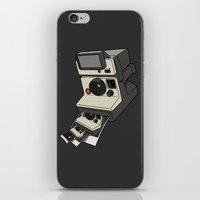 Cam-ception (continuous … iPhone & iPod Skin