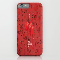 I Love You! iPhone 6 Slim Case
