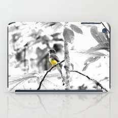 Yellow-Bellied iPad Case