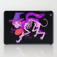 Skelecat iPad Case