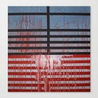 MARSHMALLOWS & MARMOSETS… Canvas Print
