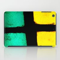 Light And Color III iPad Case