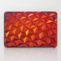 Geometric Epcot iPad Case