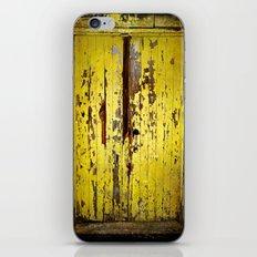 Broken Door iPhone & iPod Skin