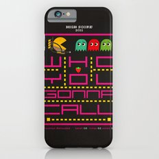 pacman ghostbuster Slim Case iPhone 6s