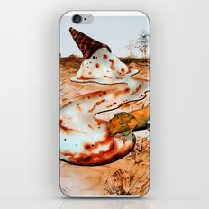 Dessert from Above iPhone & iPod Skin