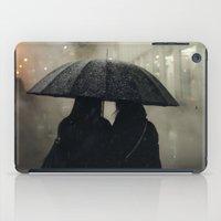 Snowstorm iPad Case