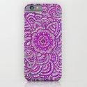 Purple Paradise iPhone & iPod Case
