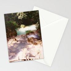 Kanchanburi TH - Erawon Waterfalls  Stationery Cards