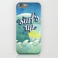 Surf's Up iPhone 6 Slim Case